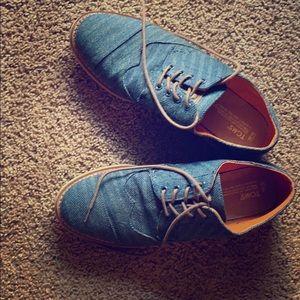 Men's Toms Dress Shoes
